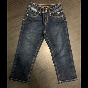 Girls Justice jeans sz 7R